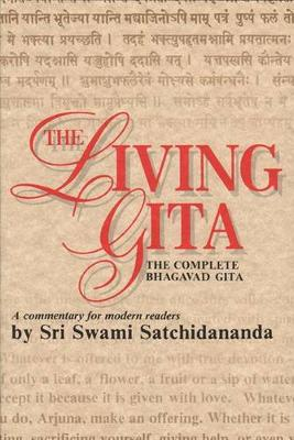Living Gita: The Complete Bhagavad Gita a Commentary for Modern Readers (Paperback)