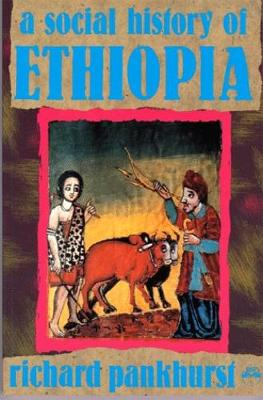 A Social History Of Ethiopia (Paperback)