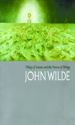 Things of Nature and the Nature of Things (Paperback)