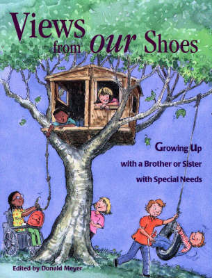 Views from Our Shoes: Growing Up with a Brother or Sister with Special Needs (Paperback)