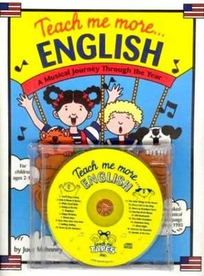 Teach Me More... English/ESL CD: A Musical Journey Through the Year (CD-Audio)