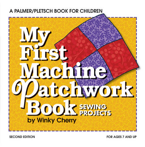My First Patchwork Book (Paperback)