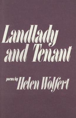Landlady and Tenant: Poems (Hardback)
