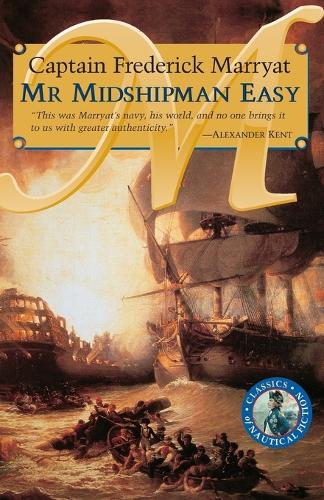 Mr Midshipman Easy (Paperback)