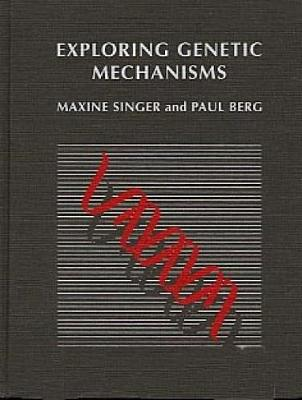 Exploring Genetic Mechanisms (Hardback)