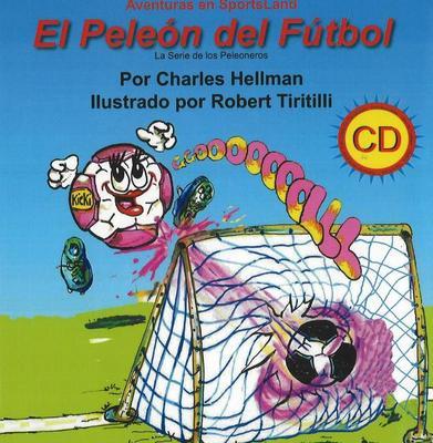 El Peleon del Futbol (Hardback)