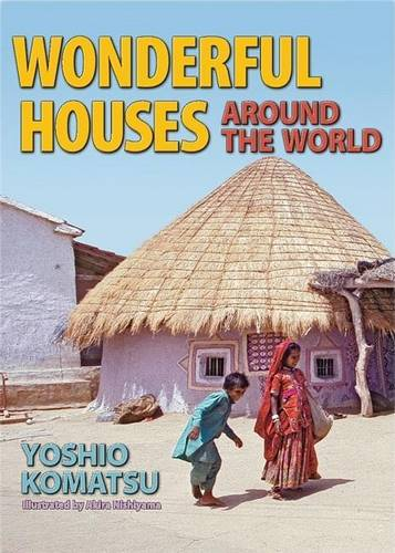 Wonderful Houses Around the World (Paperback)