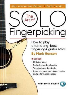 Hark Hanson: The Art Of Solo Fingerpicking (Book/Audio Online) (Paperback)