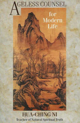 Ageless Counsel for Modern Life (Paperback)