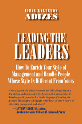 Leading The Leaders (Paperback)