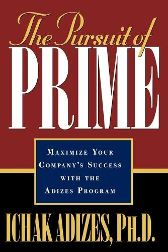 The Pursuit of Prime (Paperback)