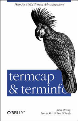 Termcap and Terminfo (Book)