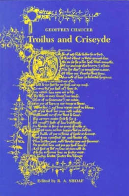 Troilus and Criseyde (Paperback)
