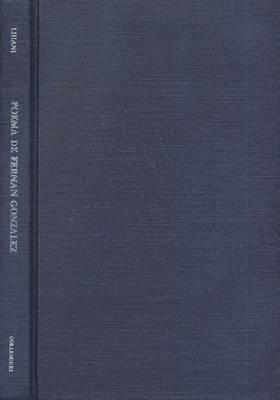 Poema de Fernan Gonzales - Medieval texts & studies (Hardback)