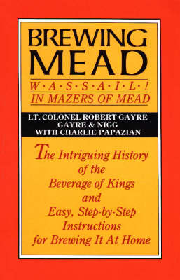 Brewing Mead (Paperback)