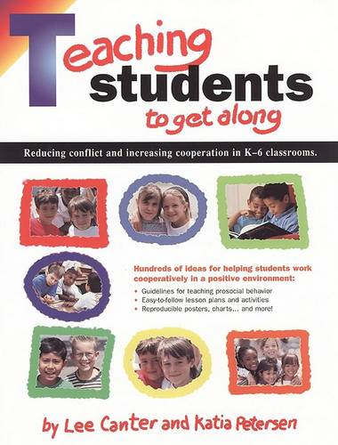Teaching Students to Get along (Paperback)