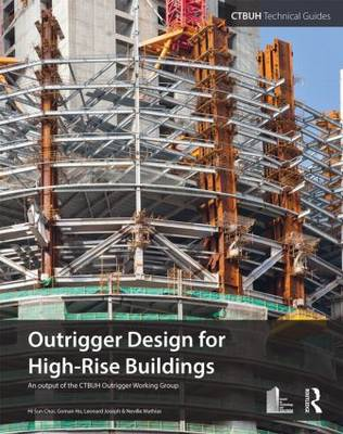 Outrigger Design for High-Rise Buildings (Paperback)