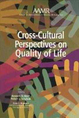 Cross Cultural Perspectives on Quality of Life (Paperback)