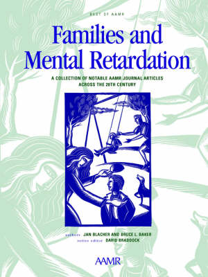 The Best of AAMR: Families and Mental Retardation (Paperback)