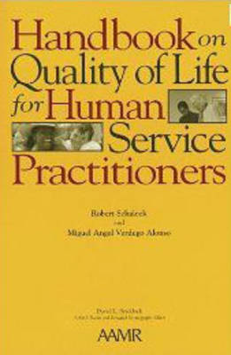 Handbook on Quality of Life for Human Service Practitioners (Paperback)
