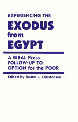 Experiencing the Exodus from Egypt (Paperback)