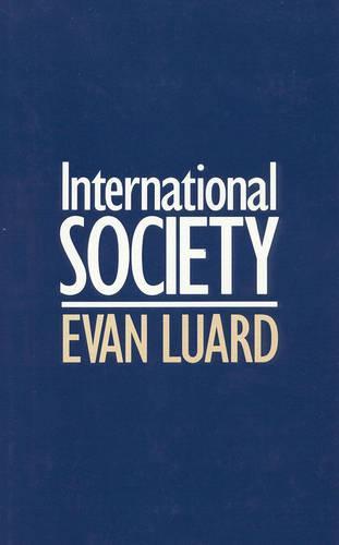 International Society (Hardback)