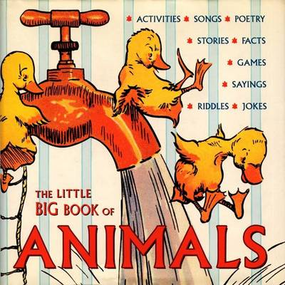 The Little Big Book of Animals - Little Big Book (Hardback)