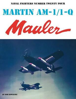 Martin AM-1/1-Q Mauler (Paperback)