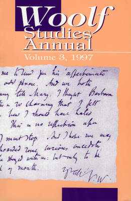 Woolf Studies Annual: 1997 (Paperback)