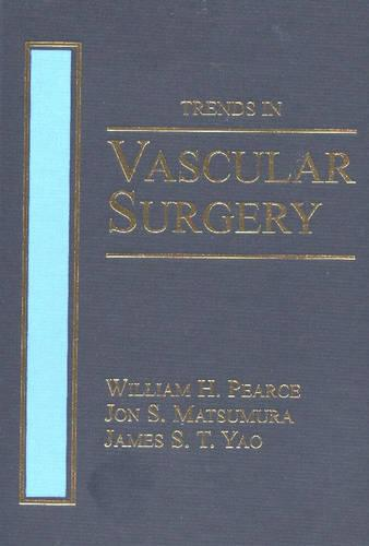 Trends in Vascular Surgery (Paperback)