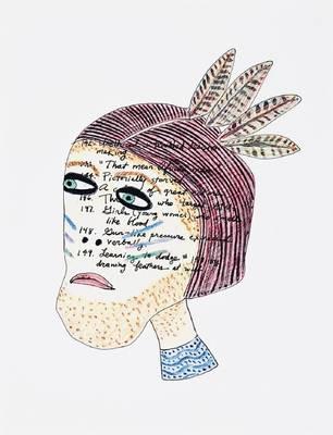 Laylah Ali: Note Drawings (Paperback)
