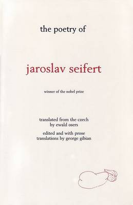 The Poetry Of Jaroslav Seifert (Paperback)