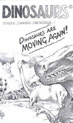 Dinosaurs Flip Book: Sauropods - Flick books (Paperback)