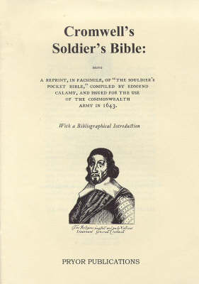 Cromwell's Soldiers' Bible (Paperback)