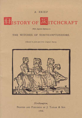 A Brief History of Witchcraft (Paperback)