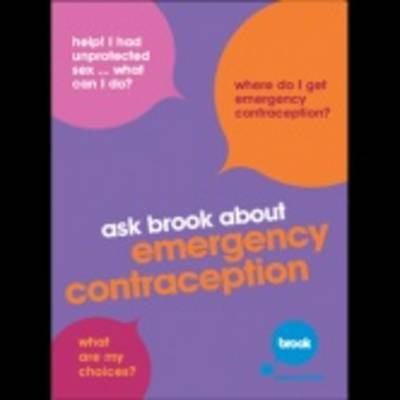 Ask Brook About Emergency Contraception