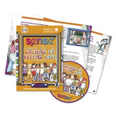 Growing Up and Keeping Safe - Key Stage 1 (CD-ROM)