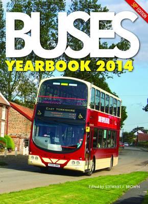 Buses Yearbook 2014 (Hardback)
