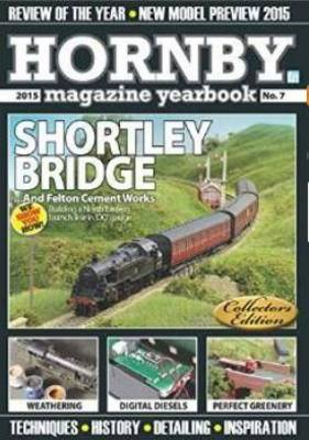 Hornby Year Book 2015: 7 (Hardback)