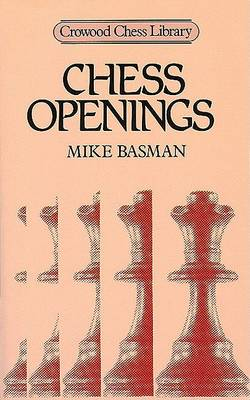 Chess Openings (Paperback)