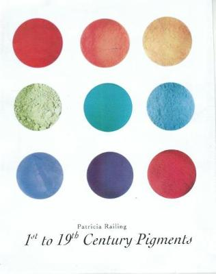 1st-19th Century Pigments (Paperback)
