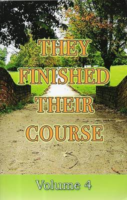 They Finished Their Course in the 90's (Paperback)