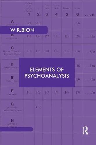 Elements of Psychoanalysis (Paperback)