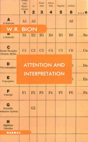 Attention and Interpretation (Paperback)