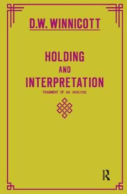 Holding and Interpretation: Fragment of an Analysis (Paperback)