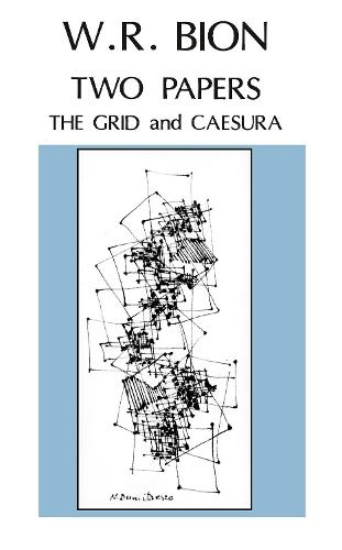 Two Papers: 'The Grid' and 'Caesura' (Paperback)