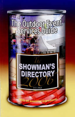 The Showman's Directory 2006 (Paperback)