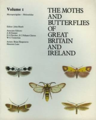 Micropterigidae - Heliozelidae - The Moths and Butterflies of Great Britain and Ireland 1 (Paperback)