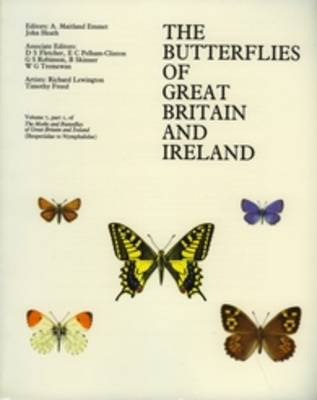 Hesperidae - Nymphalidae - The Moths and Butterflies of Great Britain and Ireland 7/1 (Paperback)