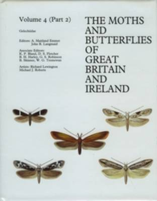 Gelechiidae - The Moths and Butterflies of Great Britain and Ireland 4/2 (Hardback)